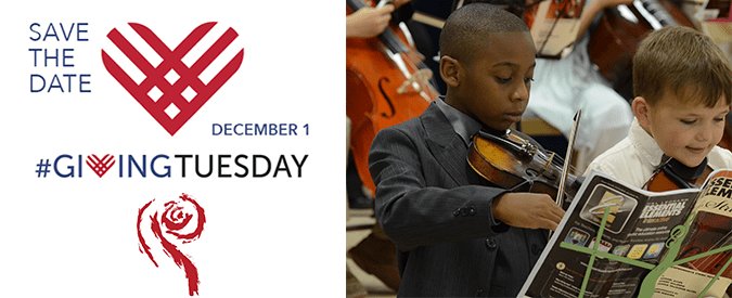 Giving Tuesday – Mobile Symphony