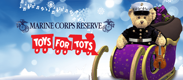 Toys for Tots and Mobile Symphony