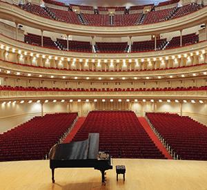 Inside a Symphony Audition