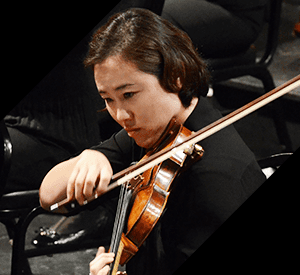 Minyoung Cho: New Principal 2nd Violin