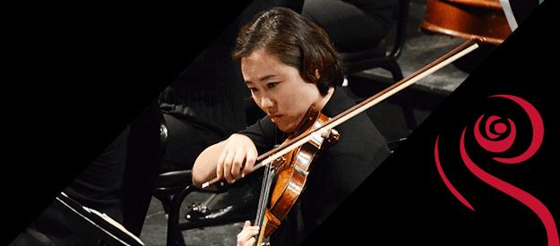 Minyoung Cho: New Principal 2nd Violin