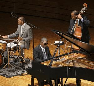 Artist Spotlight: Marcus Roberts Trio
