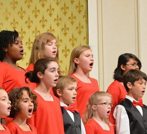Mobile's Singing Children