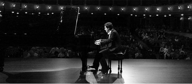 Guest pianist Vadym Kholodenko
