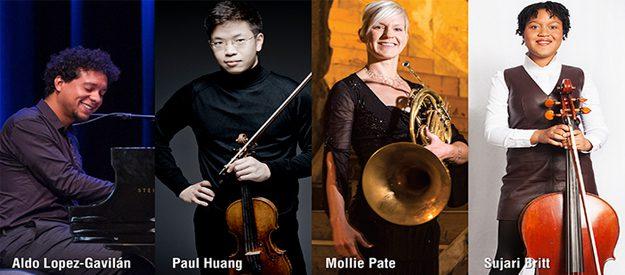 Meet Next Season's Soloists
